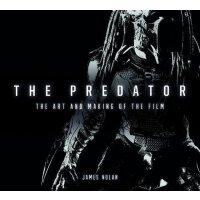 英文原版 铁血战士 电影制作画册 精装艺术设定集 The Predator: The Art and Making o