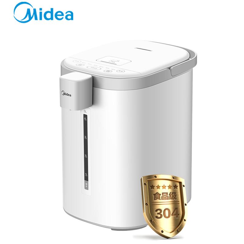 美的电热水瓶热水壶烧水家用全自动保温泡茶烧水器恒温一体大容量 支持礼品卡