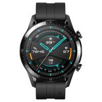 【当当自营】HUAWEI WATCH GT2(46mm)曜石黑 华为手表 运动智能手表