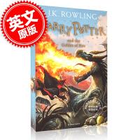 现货 哈利波特与火焰杯 英文原版 Harry Potter and the Goblet of Fire 哈利波特 4