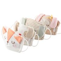 0-2-5岁婴幼儿儿童口罩春季宝宝口罩透气婴幼儿口罩