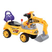 �和�玩具挖掘�C可坐可�T����大�挖�C音�饭こ�W步�男孩挖土�C �系客服