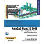 【预订】AutoCAD Plant 3D 2018 for Designers 9781942689898