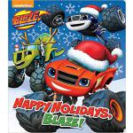 【预订】Happy Holidays, Blaze! (Blaze and the Monster Machines)