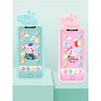 手机早教音乐婴儿触屏幼儿宝宝电话玩具0-3岁6可充电益智玩具