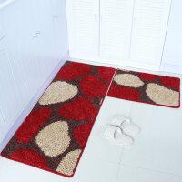 门口厨房地垫家用长条厨房滑垫子吸水厨房脚垫可手洗定制