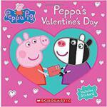 【预订】Peppa's Valentine's Day (Peppa Pig) 9781338158977