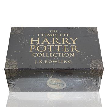 [现货]哈利波特英文版 全集 正版全套 Harry Potter J.K.罗琳