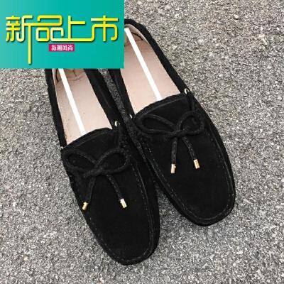 新品上市快手红人磨砂皮豆豆鞋精神社会小伙豆豆鞋男猴哥刘叉叉   新品上市,1件9.5折,2件9折