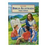 【预订】Biblia Ilustrada Para Ninos
