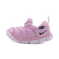 【到手价:239.4元】耐克(Nike)儿童鞋毛毛虫童鞋舒适运动休闲鞋343938-628 浅粉