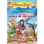 【预订】Thea Stilton and the Riddle of the Ruins: A Geronimo St