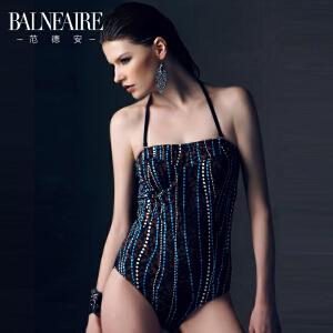 范德安时尚性感 聚拢显瘦温泉度假 多款可选连体泳衣