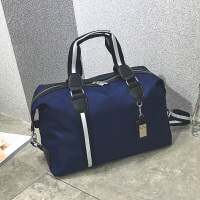 短途旅行包男手提大容量旅游袋休闲韩版单肩行李包出差包男士商务