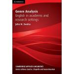 【预订】Genre Analysis: English in Academic and Research Settin