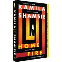 战火家园 英文原版 Home Fire 家火 卡米拉・夏姆斯 我们时代的故事 布克奖长名单 2018英国女性小说奖 柯