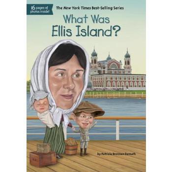 【预订】What Was Ellis Island? 预订商品,需要1-3个月发货,非质量问题不接受退换货。