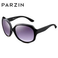 帕森时尚复古偏光太阳眼镜 女士大框TR90潮墨镜驾驶镜 9801