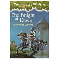 [现货]神奇树屋第2册 Magic Tree House 2: The Knight at Dawn