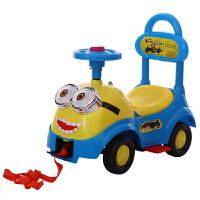 儿童扭扭车玩具车四轮溜溜车宝宝滑行车儿童玩具 1-2周岁-3周岁