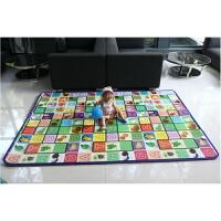 宝宝爬行垫加厚拼接小孩婴儿童爬爬垫家用大号泡沫地垫拼图坐垫T