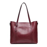 女包大包包新款软皮包简约大容量女士手提单肩斜挎包女包