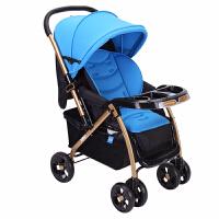 婴儿推车可坐可躺轻便折叠婴儿车高景观儿童宝宝小孩手推车