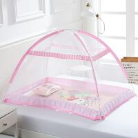儿童小孩床蚊罩蒙古包无底可折叠通用婴儿蚊帐罩宝宝蚊帐
