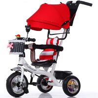 多功能三轮车宝宝脚踏车1-3岁婴幼手推车小孩自行车