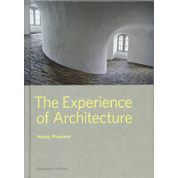 The Experience of Architecture 建筑体验 建筑如何影响人类行为 建筑设计书籍