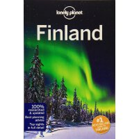 Lonely Planet Finland (Travel Guide) 孤独星球国家旅行指南:芬兰