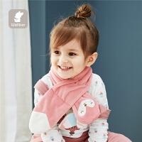 婴儿保暖小围巾儿童围巾 秋冬宝宝围巾小围巾