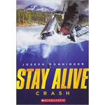 【预订】Stay Alive #1: Crash 9780545563482