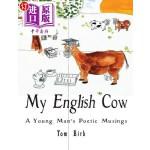 【中商海外直订】My English Cow, a Young Man's Poetic Musings