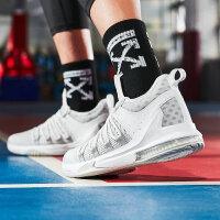 特步 篮球鞋男鞋气垫透气运动鞋室内室外战靴球鞋982319129183