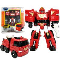 托宝兄弟 合体变形金刚玩具变形机器人变形汽车飞机玩具礼物
