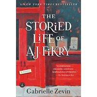 【现货包邮】英文原版 岛上书店 The Storied Life of A. J. Fikry 原版