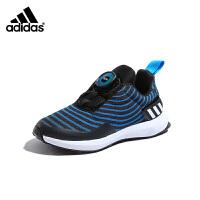 【到手价:317.4元】阿迪达斯(adidas) 童鞋新款儿童运动鞋男女中童保暖跑步鞋