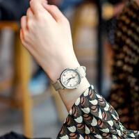 韩版手表女学生复古学院简约罗马小清新文艺情侣手表