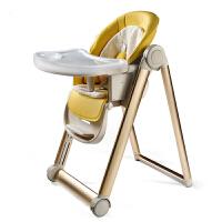 宝宝餐椅儿童吃饭座椅便携可折叠调档多功能婴儿餐桌椅坐凳JW73