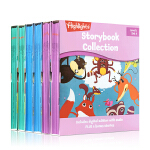 Highlights Storybook Collection Level 1-2-3 Set A B 【6盒共36册