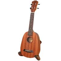 尤克里里菠萝 21寸尤克里里菠萝型初学者学生ukulele乌克丽丽夏威夷小吉他 21寸菠萝型尤克里里