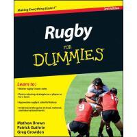 【预订】Rugby for Dummies