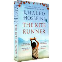 追风筝的人 英文原版 The Kite Runner 同名电影话剧小说 灿烂千阳群山回唱作者 卡勒德 胡赛尼 当代文学