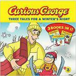 【预订】Curious George: Three Tales for a Winter's Night 978054