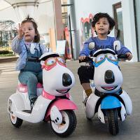 儿童电动车三轮摩托车可坐人小孩宝宝玩具充电电瓶汽车