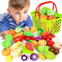 儿童玩具女童3-4-6-7-10周岁过家家男孩女孩厨房玩具切水果切切乐