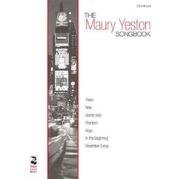 【预订】The Maury Yeston Songbook 预订商品,需要1-3个月发货,非质量问题不接受退换货。