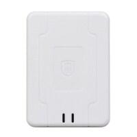 POWERQUEEN电母 盒电站系列PQ001 10400mAh 安全型移动电源 充电宝 白色