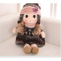 花仙子菲儿女孩公仔公主可爱布娃娃毛绒玩具洋娃娃玩偶睡觉抱儿童